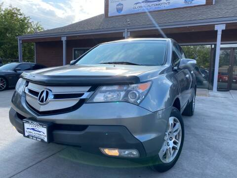 2009 Acura MDX for sale at Global Automotive Imports of Denver in Denver CO