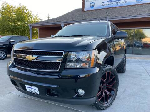 2013 Chevrolet Tahoe for sale at Global Automotive Imports of Denver in Denver CO