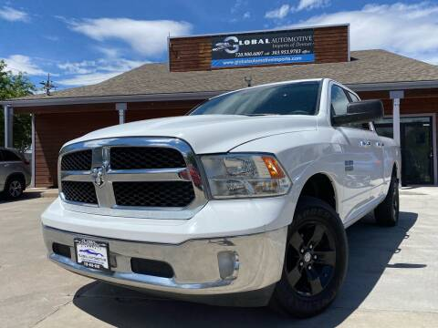 2015 RAM Ram Pickup 1500 for sale at Global Automotive Imports of Denver in Denver CO