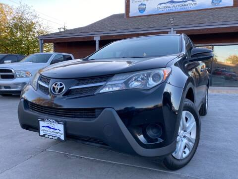 2015 Toyota RAV4 for sale at Global Automotive Imports of Denver in Denver CO