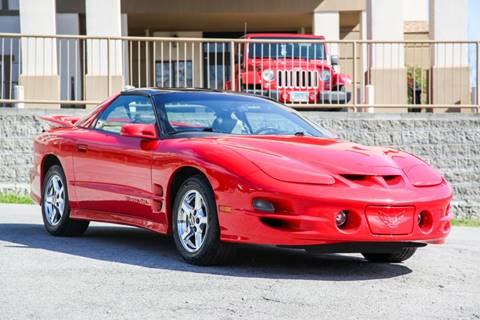 2000 Pontiac Firebird for sale in Brentwood, TN