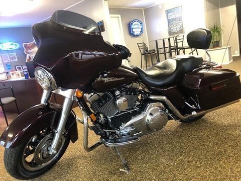 2007 Harley-Davidson Street Glide for sale in Portage, MI