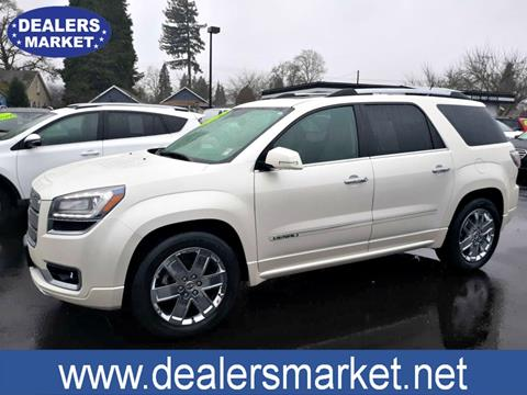 2015 GMC Acadia for sale in Scappoose, OR