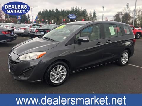 2015 Mazda MAZDA5 for sale in Scappoose, OR
