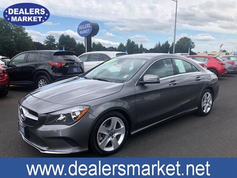 2018 Mercedes-Benz CLA for sale in Scappoose, OR