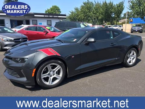 2017 Chevrolet Camaro for sale in Scappoose, OR