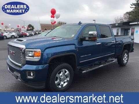 2017 GMC Sierra 3500HD for sale in Scappoose, OR