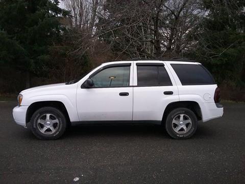 2006 Chevrolet Trailblazer For Sale In Bellingham Wa
