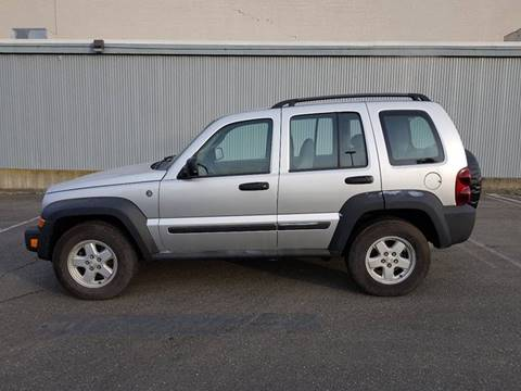 2005 Jeep Liberty for sale in Bellingham, WA