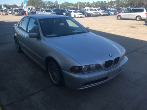2003 BMW 5 Series for sale at Out Run Automotive Sales and Service Inc in Tampa FL