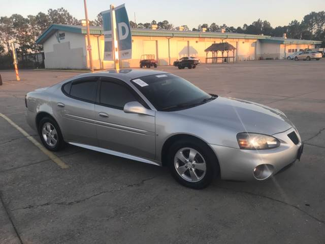 2004 Pontiac Grand Prix for sale at Out Run Automotive Sales and Service Inc in Tampa FL