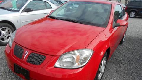 2008 Pontiac G5 for sale at Out Run Automotive Sales and Service Inc in Tampa FL