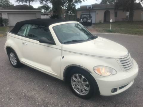 2007 Chrysler PT Cruiser for sale at Out Run Automotive Sales and Service Inc in Tampa FL