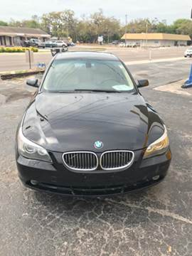 2004 BMW 5 Series for sale at Out Run Automotive Sales and Service Inc in Tampa FL