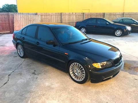 2003 BMW 3 Series for sale at Out Run Automotive Sales and Service Inc in Tampa FL