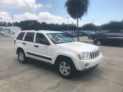 2006 Jeep Grand Cherokee for sale at Out Run Automotive Sales and Service Inc in Tampa FL