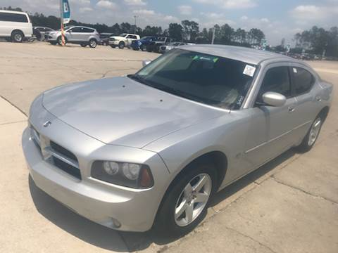 2010 Dodge Charger for sale at Out Run Automotive Sales and Service Inc in Tampa FL