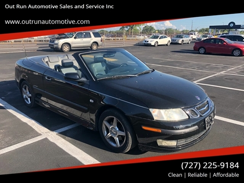 2005 Saab 9-3 for sale in Clearwater, FL
