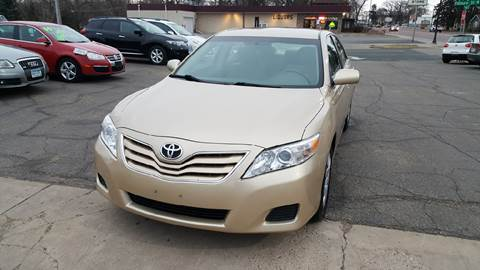 toyota camry for sale in shakopee mn. Black Bedroom Furniture Sets. Home Design Ideas