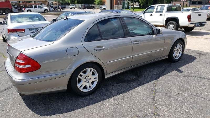 2004 Mercedes Benz E Class For Sale At Prime Time Auto LLC In Shakopee