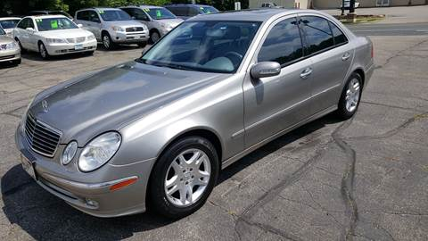 2004 Mercedes-Benz E-Class for sale in Shakopee, MN