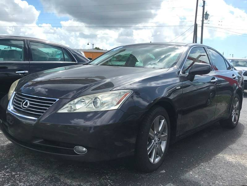2008 Lexus ES 350 For Sale At Platinum Auto Of Ft. Myers Inc In Fort
