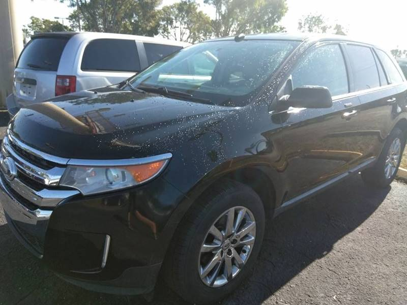 Ford Edge For Sale At Platinum Auto Of Ft Myers Inc In Fort Myers