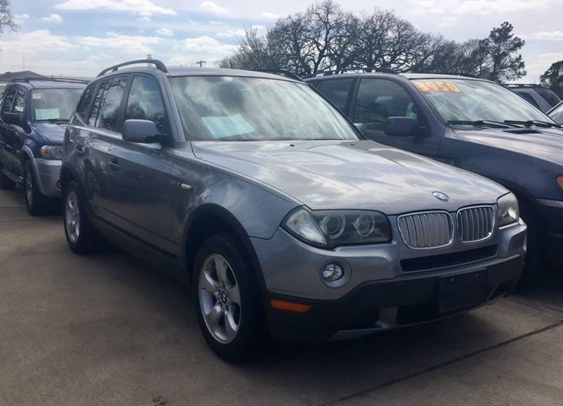 2007 BMW X3 3.0si In Irving TX - Armada Auto Group