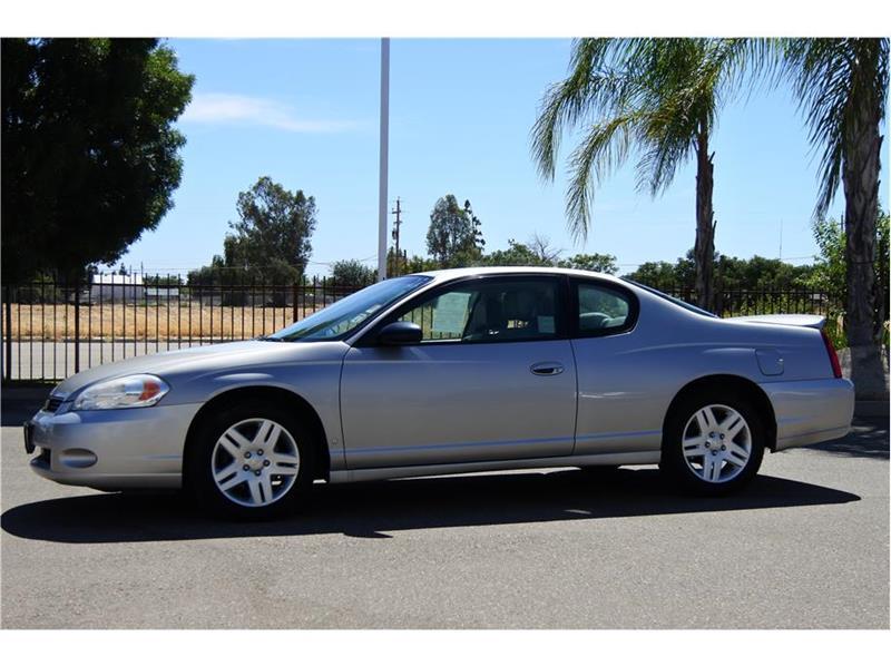 2007 Chevrolet Monte Carlo For Sale At Las Palmas Auto Center In Chowchilla  CA