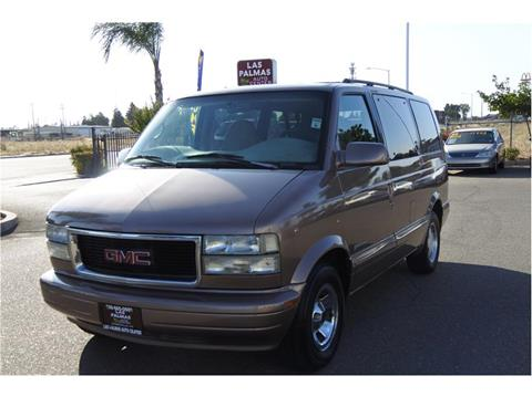 2001 GMC Safari for sale in Chowchilla, CA