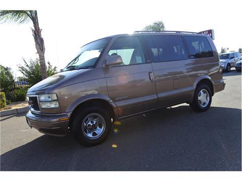 2001 GMC Safari