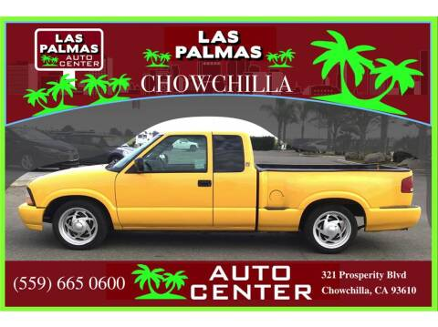 2003 GMC Sonoma for sale in Chowchilla, CA