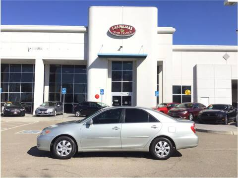 2002 Toyota Camry for sale at Las Palmas Auto Center in Chowchilla CA