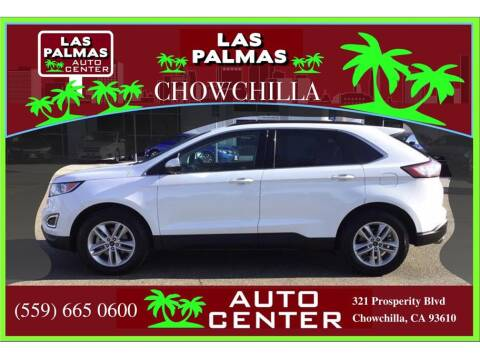 2017 Ford Edge SEL for sale at Las Palmas Auto Center in Chowchilla CA