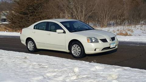 2006 Mitsubishi Galant for sale at Shores Auto in Lakeland Shores MN