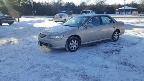 2002 Honda Accord for sale at Shores Auto in Lakeland Shores MN