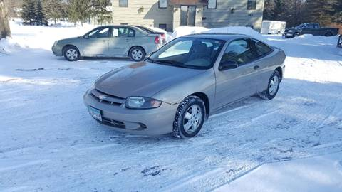 2005 Chevrolet Cavalier for sale at Shores Auto in Lakeland Shores MN