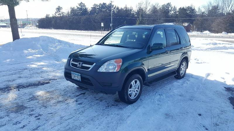 2003 Honda CR V For Sale At Shores Auto In Lakeland Shores MN