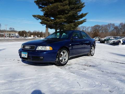 2001 Audi S4 for sale at Shores Auto in Lakeland Shores MN