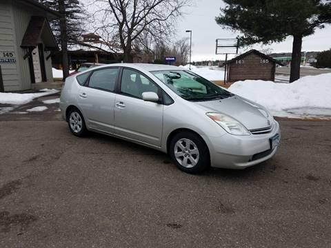 2005 Toyota Prius for sale at Shores Auto in Lakeland Shores MN