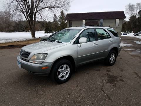 1999 Lexus RX 300 for sale at Shores Auto in Lakeland Shores MN