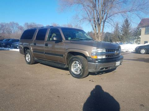 2004 Chevrolet Suburban for sale at Shores Auto in Lakeland Shores MN