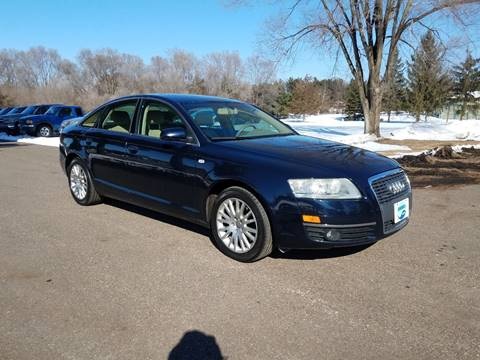 2006 Audi A6 for sale at Shores Auto in Lakeland Shores MN