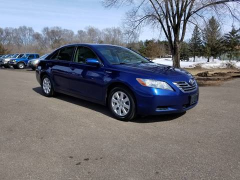 2007 Toyota Camry Hybrid for sale at Shores Auto in Lakeland Shores MN