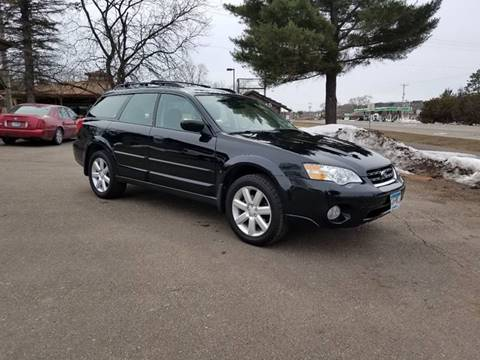 2006 Subaru Outback for sale at Shores Auto in Lakeland Shores MN