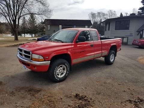 1999 Dodge Dakota for sale at Shores Auto in Lakeland Shores MN