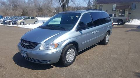 2004 Chrysler Town and Country for sale at Shores Auto in Lakeland Shores MN