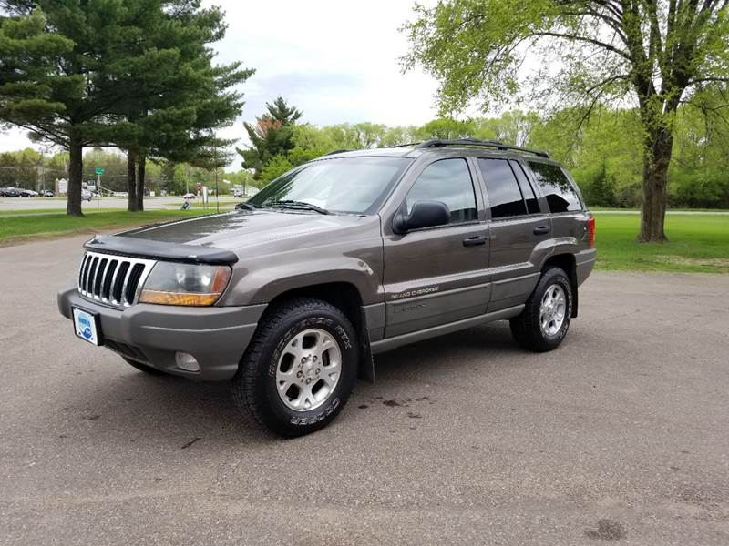 2000 Jeep Grand Cherokee For Sale At Shores Auto In Lakeland Shores MN