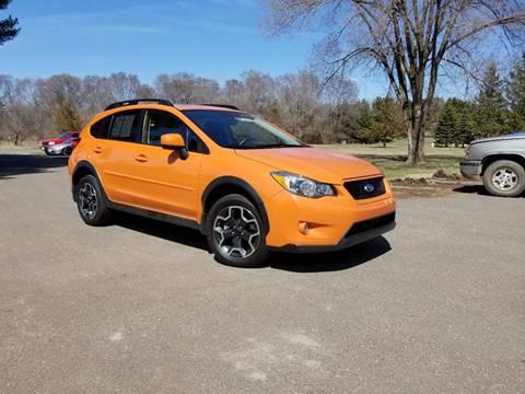 2014 Subaru XV Crosstrek for sale at Shores Auto in Lakeland Shores MN