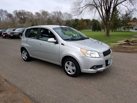 2011 Chevrolet Aveo for sale at Shores Auto in Lakeland Shores MN